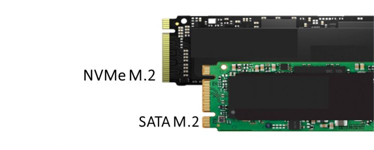 Confused by NVMe M.2 and SATA M.2 ?