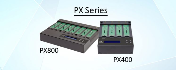 Announcement On PCIe M.2 PX Series Duplicator Upgrade